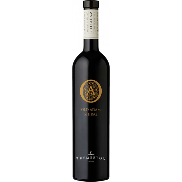 Bremerton Old Adam Shiraz 2012 (750ml)